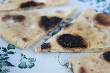 Yummy Slice of flatbread