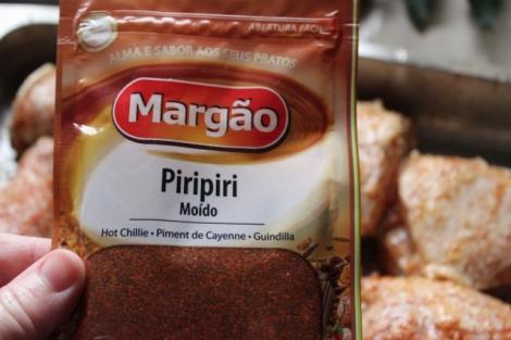 Chicken piri piri recipe